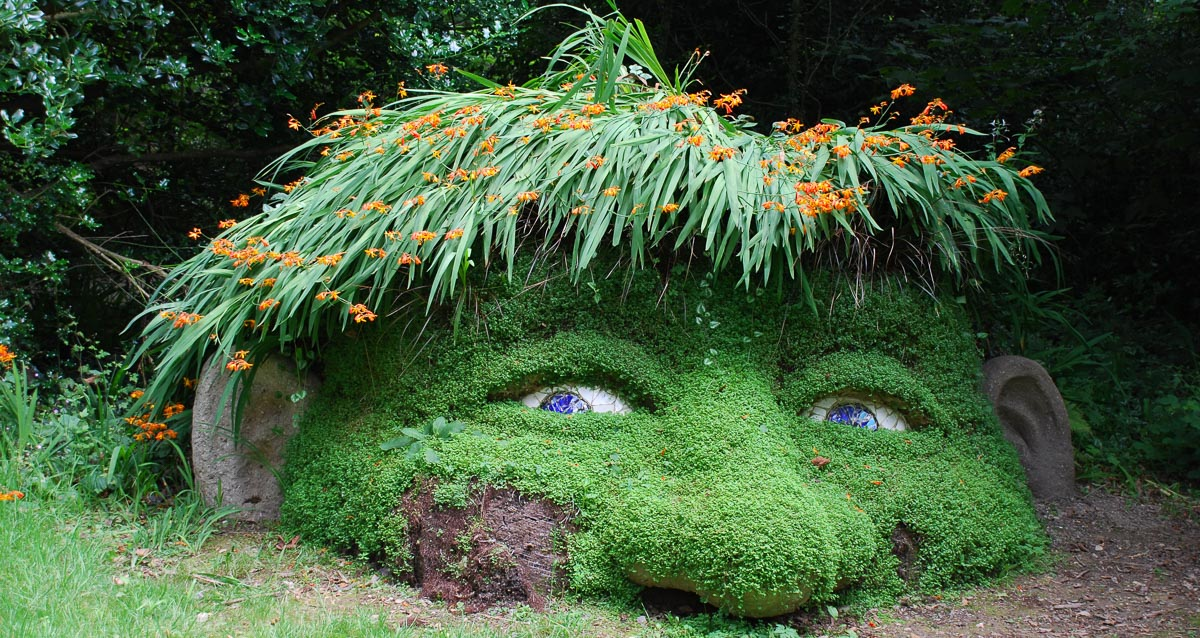 Heininger Gartenbau - Figur